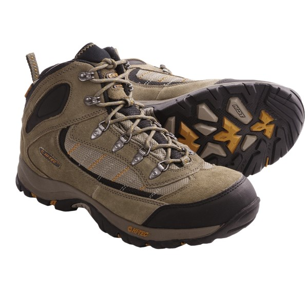 photo: Hi-Tec Natal Mid WP hiking boot