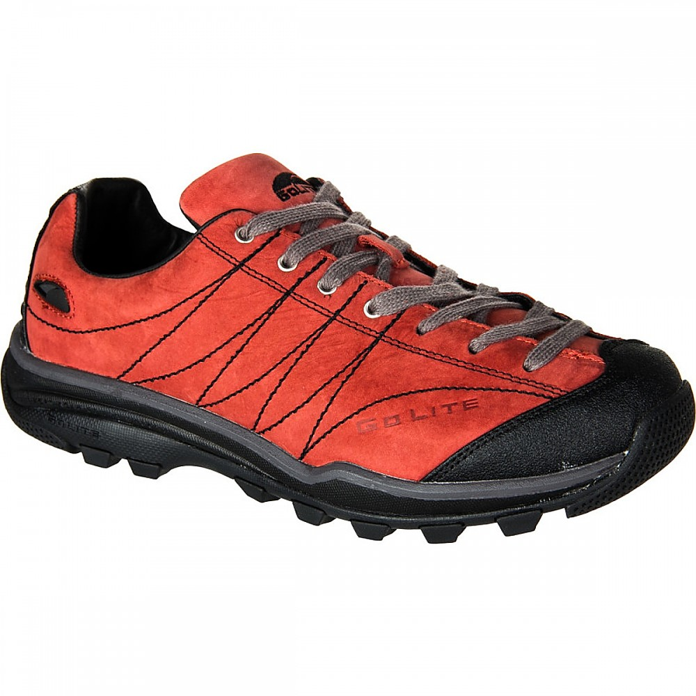photo: GoLite Lime Lite trail shoe