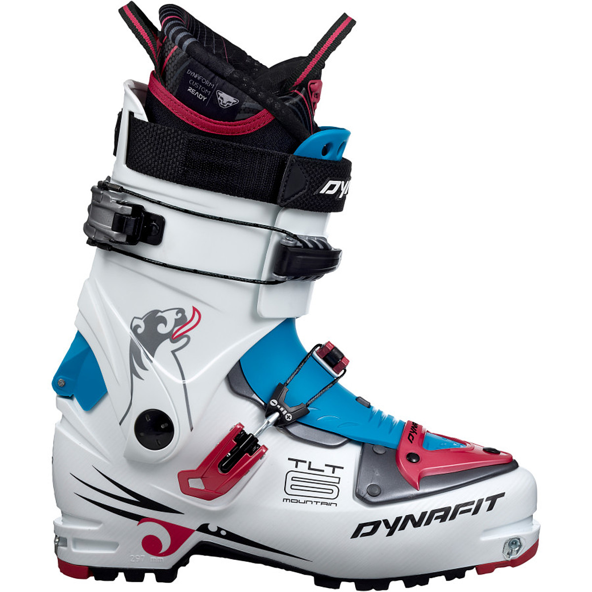 photo: Dynafit Women's TLT 6 Mountain CR Boot alpine touring boot