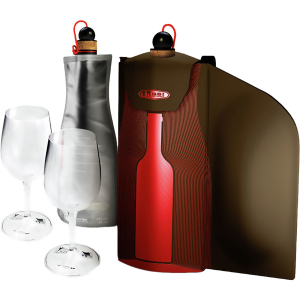 photo: GSI Outdoors Wine Glass Gift Set Terroir water bottle