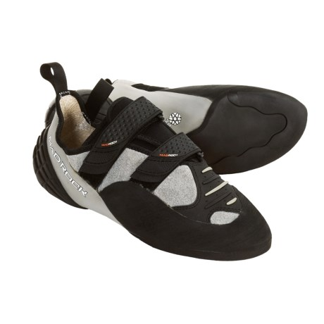 photo: Mad Rock Mugen Tech climbing shoe