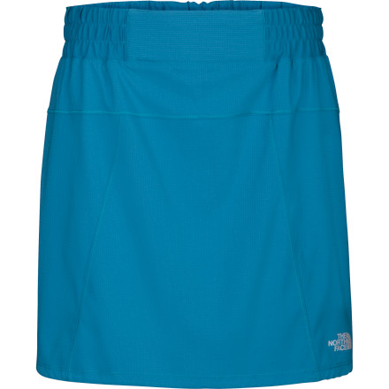 photo: The North Face Cavallo Skort running skirt