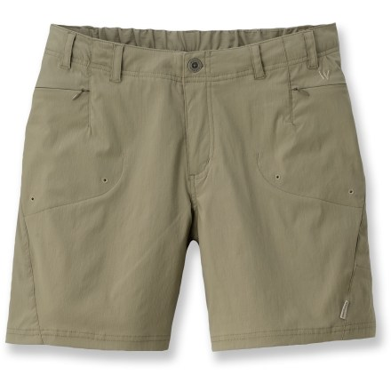 White Sierra Cache Creek Shorts
