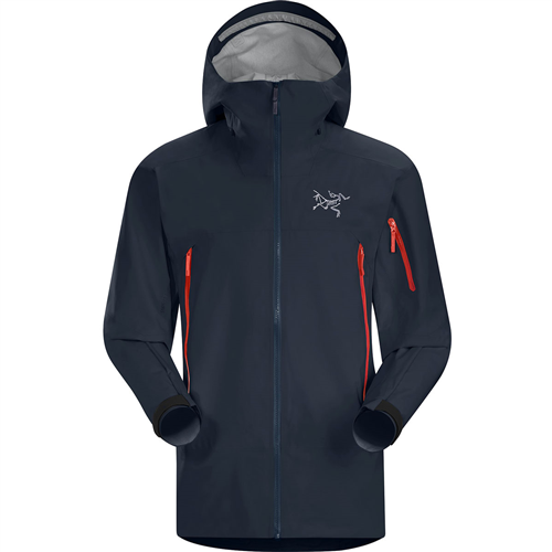 photo: Arc'teryx Sabre Jacket waterproof jacket