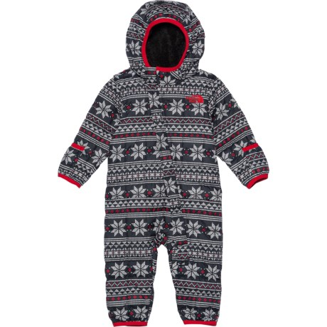 photo: The North Face Thermoball Bunting kids' snowsuit/bunting