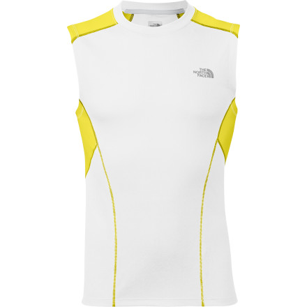 photo: The North Face GTD Sleeveless Shirt short sleeve performance top