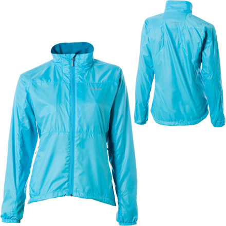 photo: Patagonia Women's Alpine Wind Jacket wind shirt