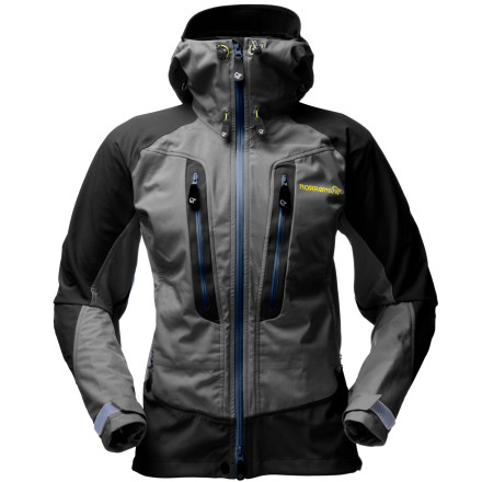 photo: Norrona Women's Lyngen Windstopper Jacket soft shell jacket
