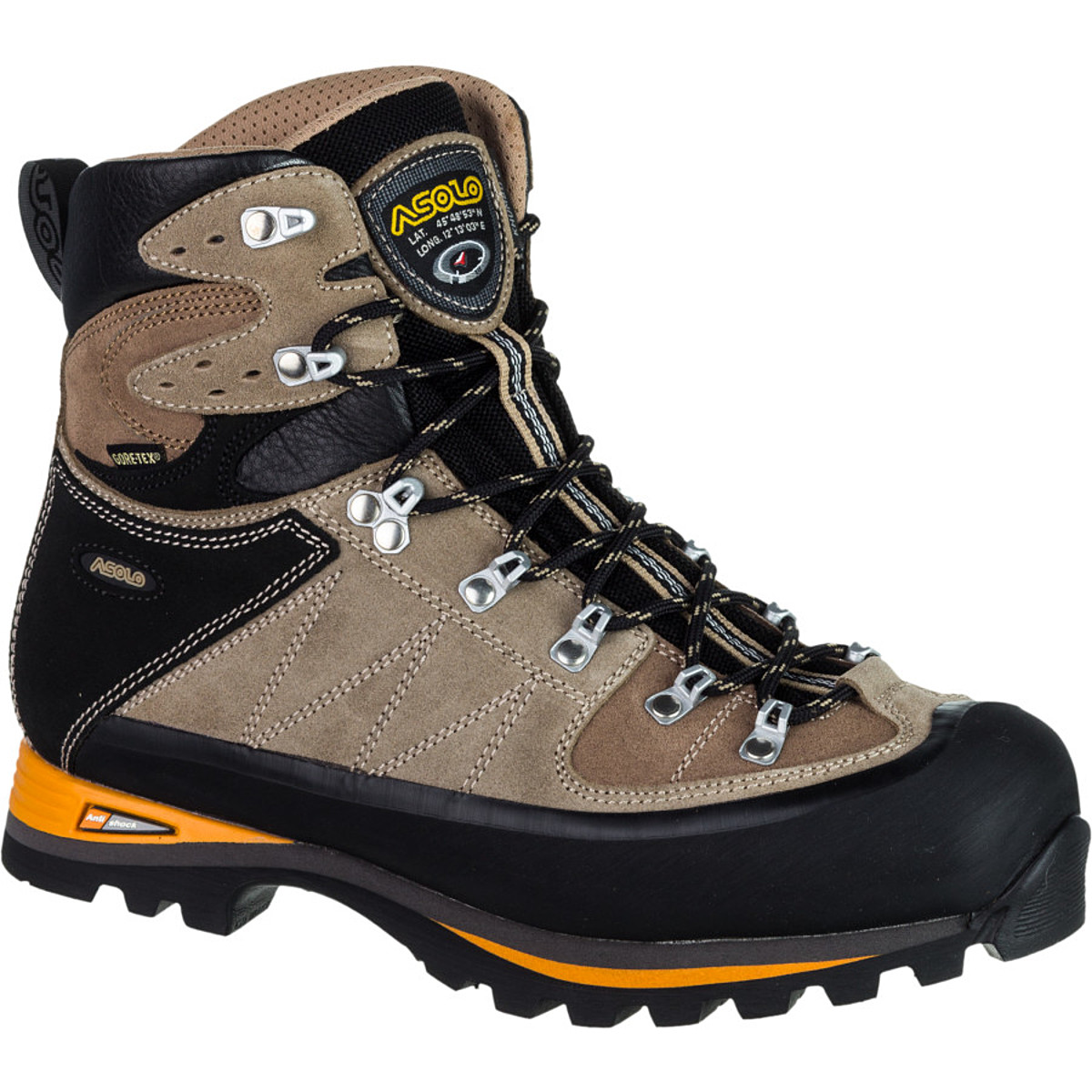 photo: Asolo Khumbu backpacking boot