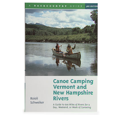 photo of a Backcountry Publications us northeast guidebook