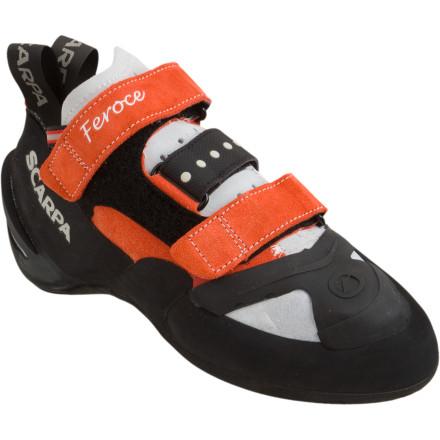photo: Scarpa Feroce climbing shoe