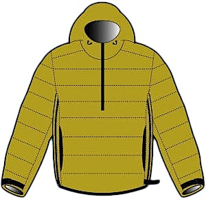 photo: Brooks-Range Alpini Mountain Anorak Hoody down insulated jacket