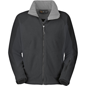 photo: Mountain Hardwear Men's P5 Jacket fleece jacket