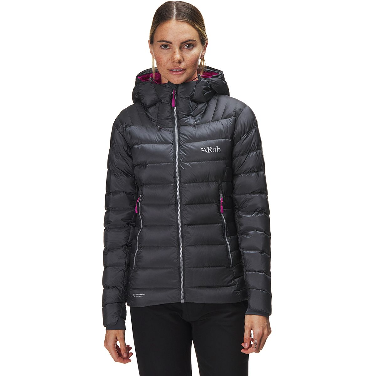photo: Rab Women's Electron Jacket down insulated jacket