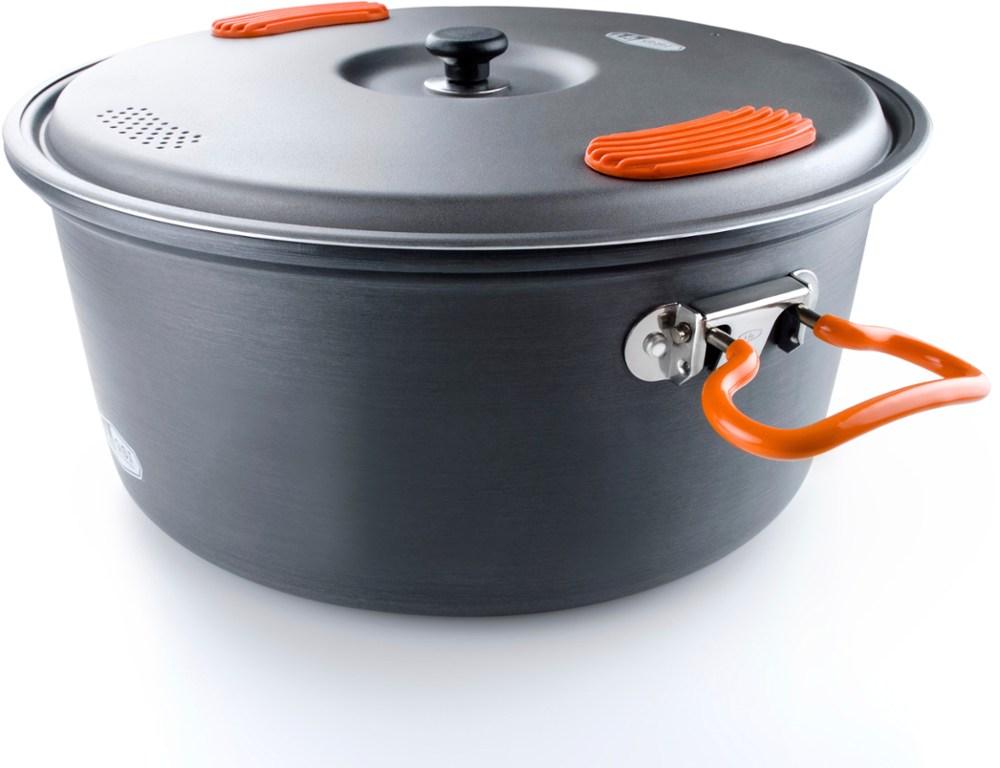 photo: GSI Outdoors Halulite Pot pot/pan