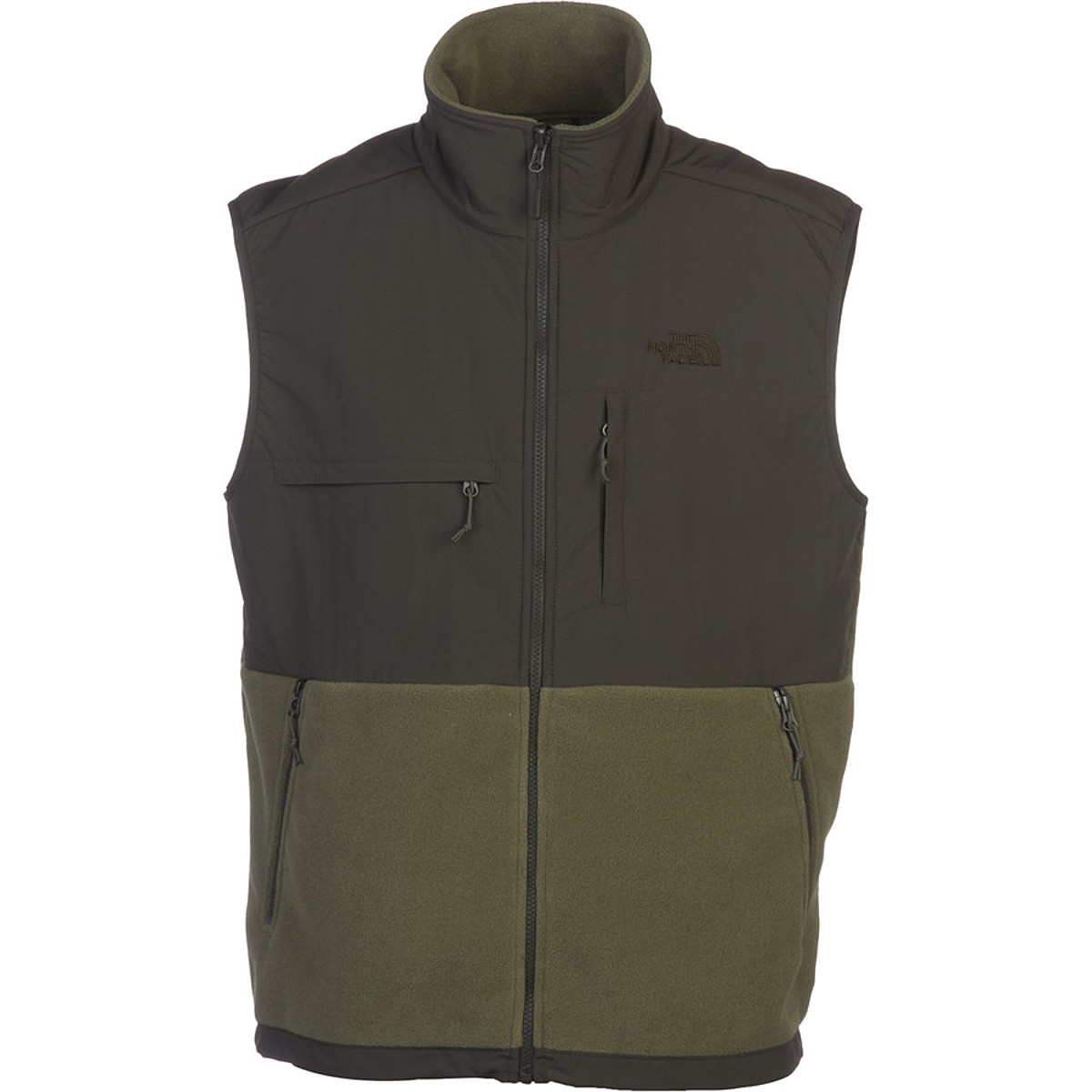 photo: The North Face Denali Vest fleece vest