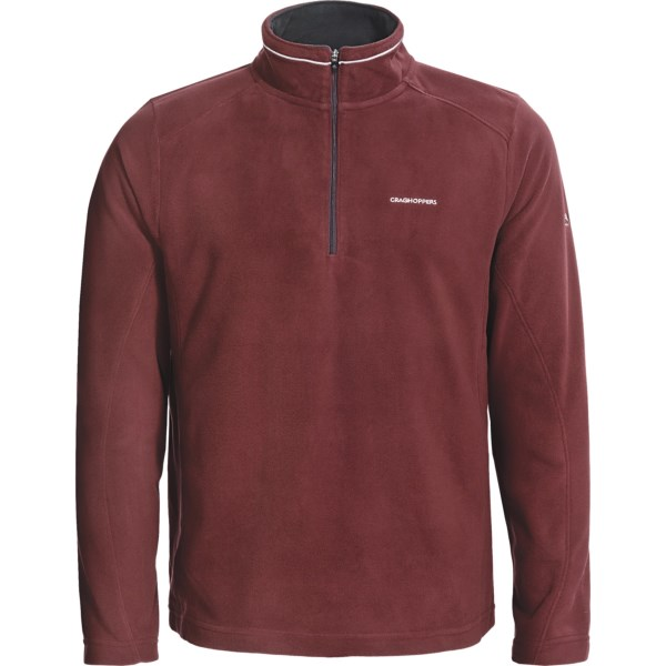 Craghoppers Corey II Microfleece Zip Neck