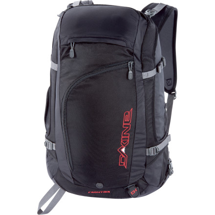 photo: DaKine Frontier 36L winter pack