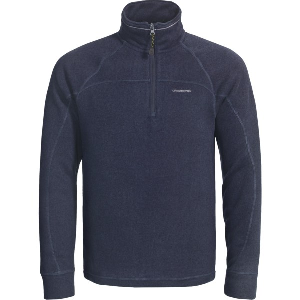 photo: Craghoppers Risor Fleece Zip Neck fleece top