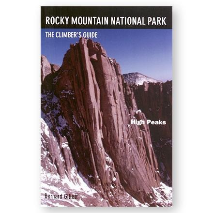 Mountain N' Air Books Rocky Mountain National Park: The Climber's Guide