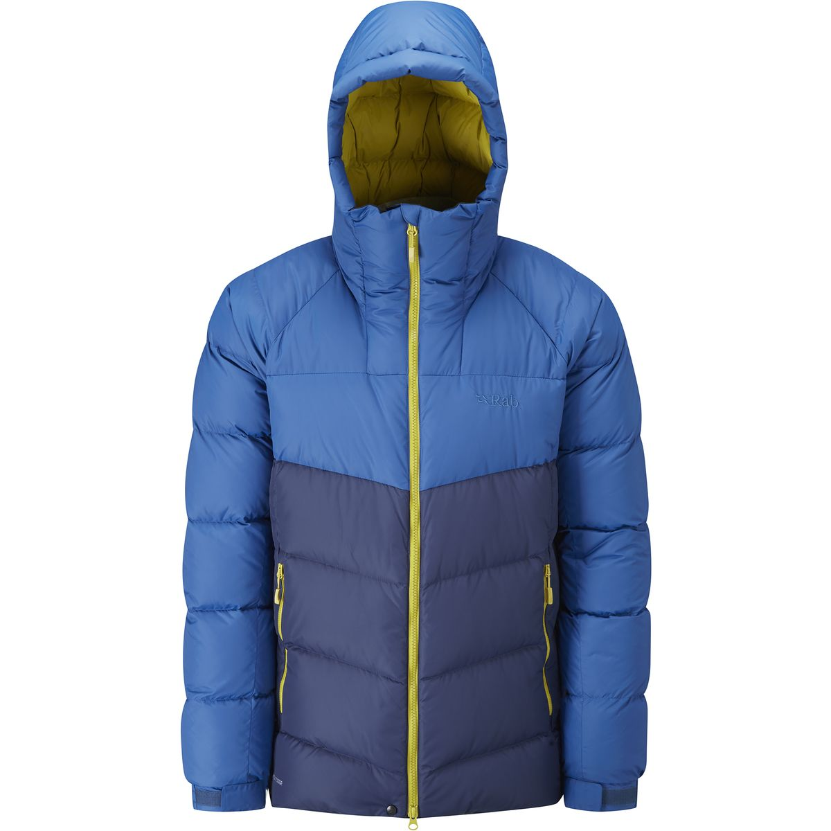 photo: Rab Asylum Jacket down insulated jacket