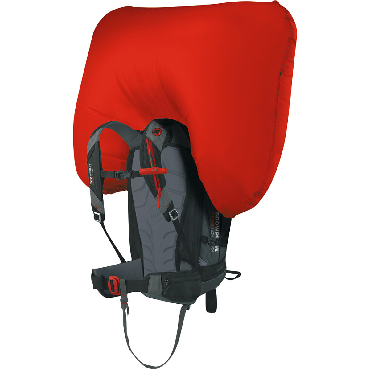 photo: Mammut Pro Removable Airbag avalanche airbag pack