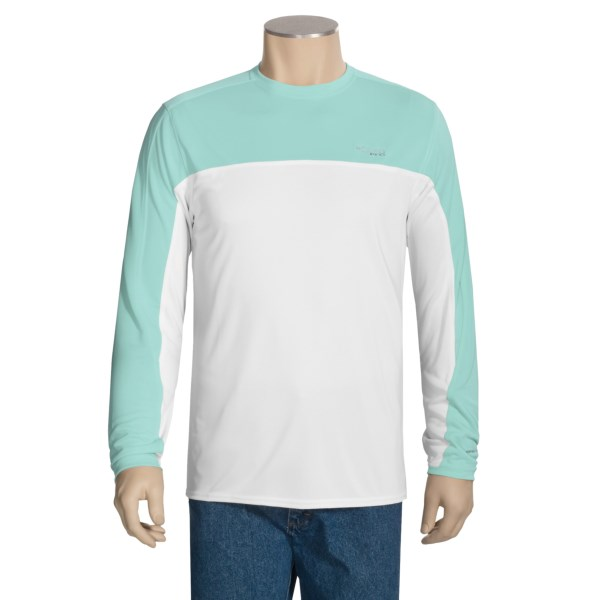 photo: Columbia Freezer II Long Sleeve Tee long sleeve performance top