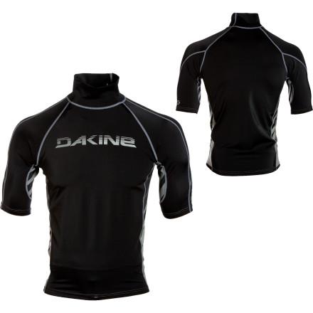 photo: DaKine Hi Top Rashguard short sleeve rashguard