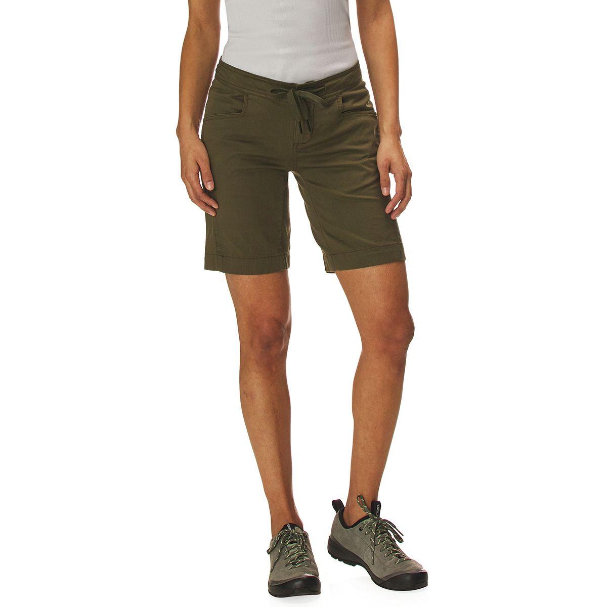 photo: Black Diamond Women's Credo Shorts hiking short