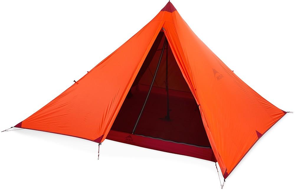 photo: MSR Front Range Tarp Shelter tarp/shelter
