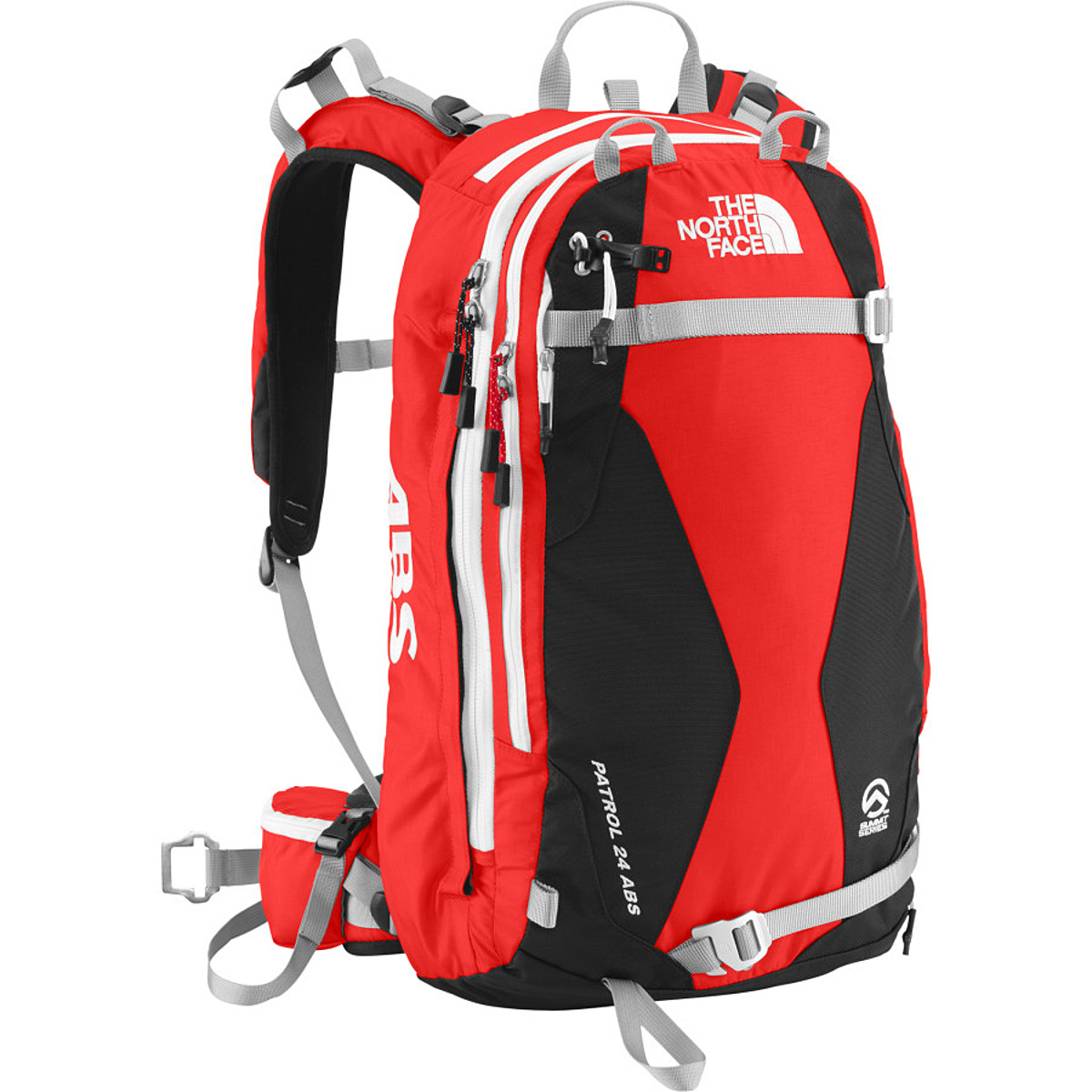 photo: The North Face Patrol 24 ABS avalanche airbag pack