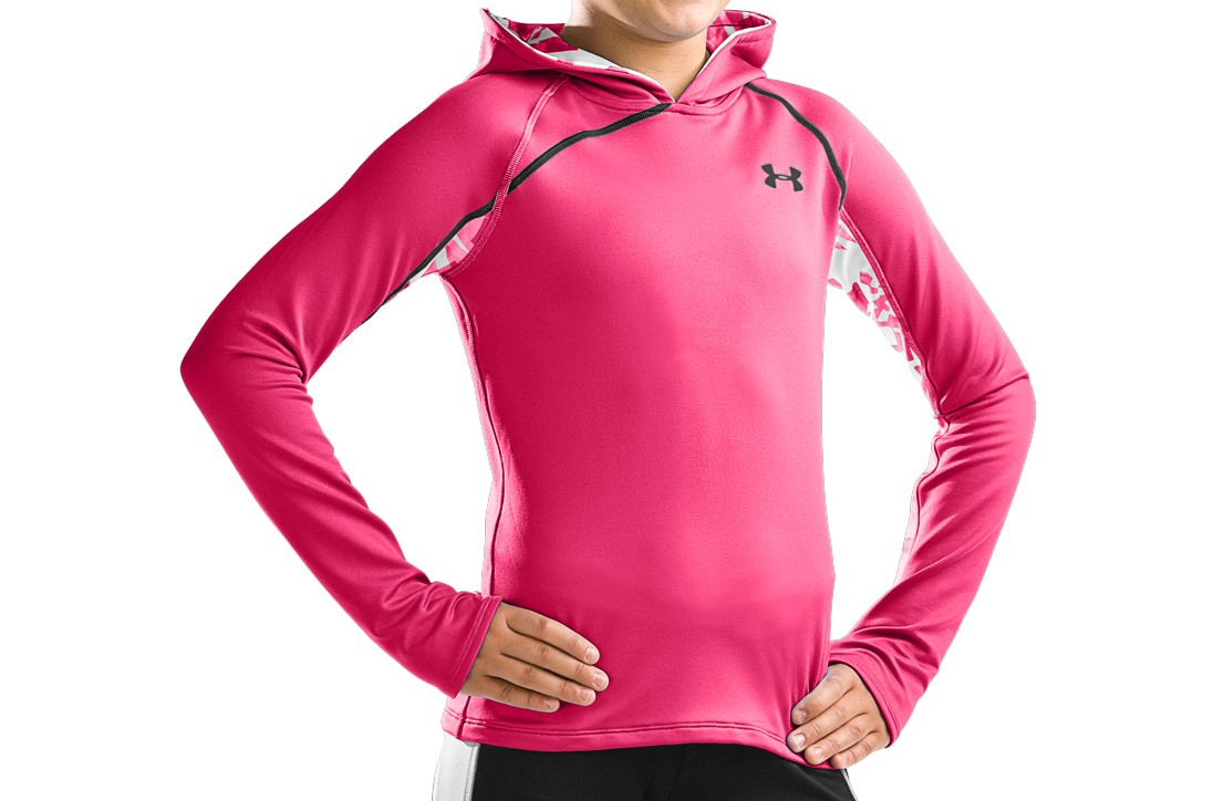 Under Armour Pulse Fitted ColdGear Hoody