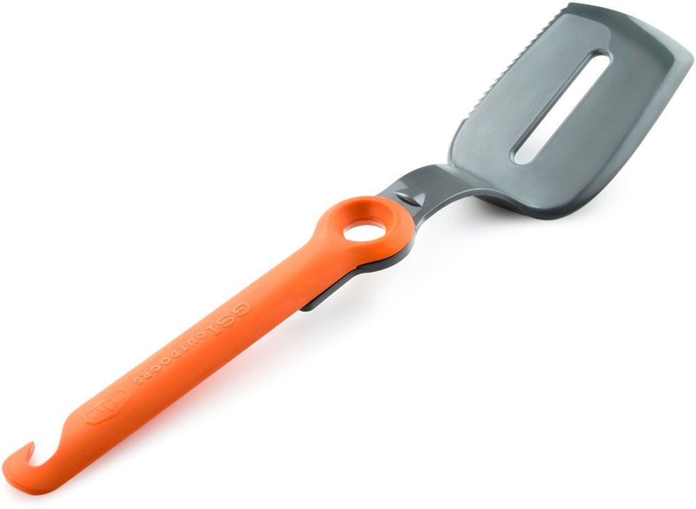 photo: GSI Outdoors Pivot Spatula utensil