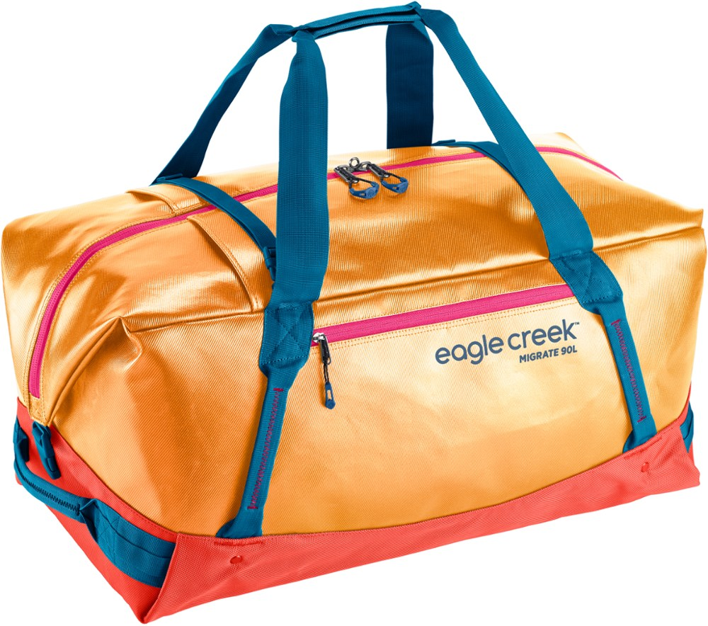photo: Eagle Creek Migrate Duffel 90L pack duffel