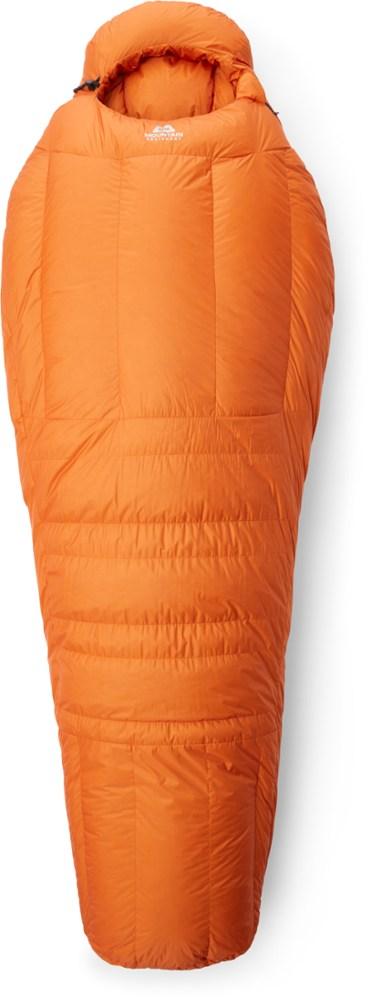 photo: Mountain Equipment Snowline cold weather down sleeping bag