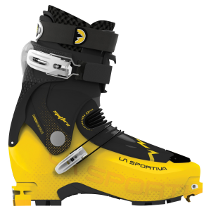 photo: La Sportiva Spitfire alpine touring boot