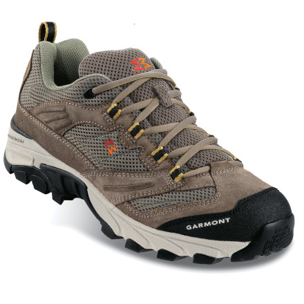 photo: Garmont Women's Eclipse Vented trail shoe