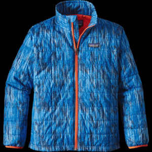 photo: Patagonia Boys' Nano Puff Jacket synthetic insulated jacket