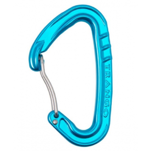 photo: Trango Phase Bent Wire non-locking carabiner