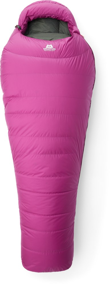 photo: Mountain Equipment Women's Glacier 700 3-season down sleeping bag