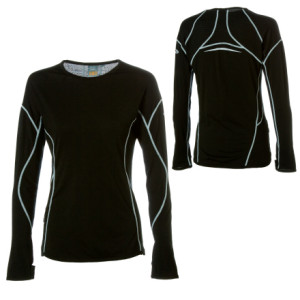 photo: Icebreaker Women's GT 180 Chase Crewe L/S long sleeve performance top