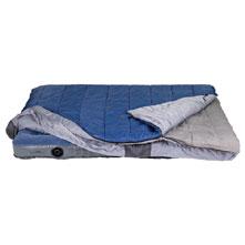 photo: Kelty Satellite 30 Double 3-season synthetic sleeping bag