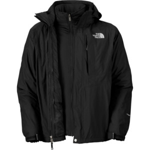 photo: The North Face Amplitude TriClimate Jacket component (3-in-1) jacket