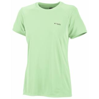 photo: Columbia PFG Omni-Freeze Short Sleeve Tee short sleeve performance top