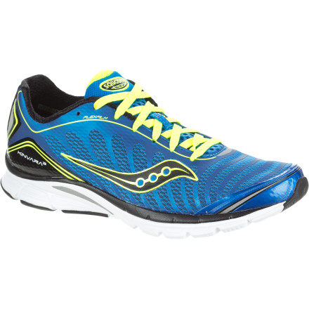 photo: Saucony ProGrid Kinvara 3 trail running shoe