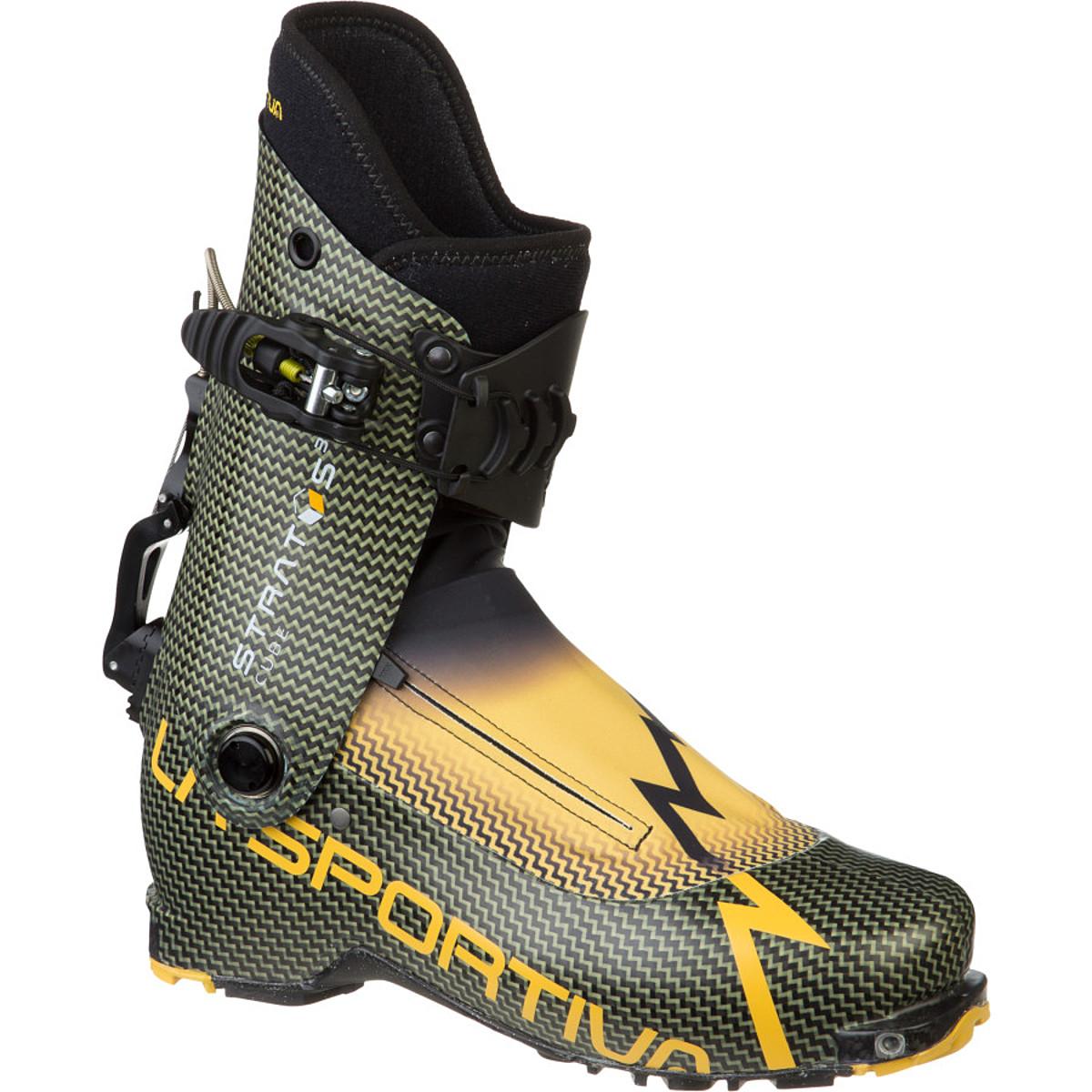 photo: La Sportiva Stratos Cube alpine touring boot