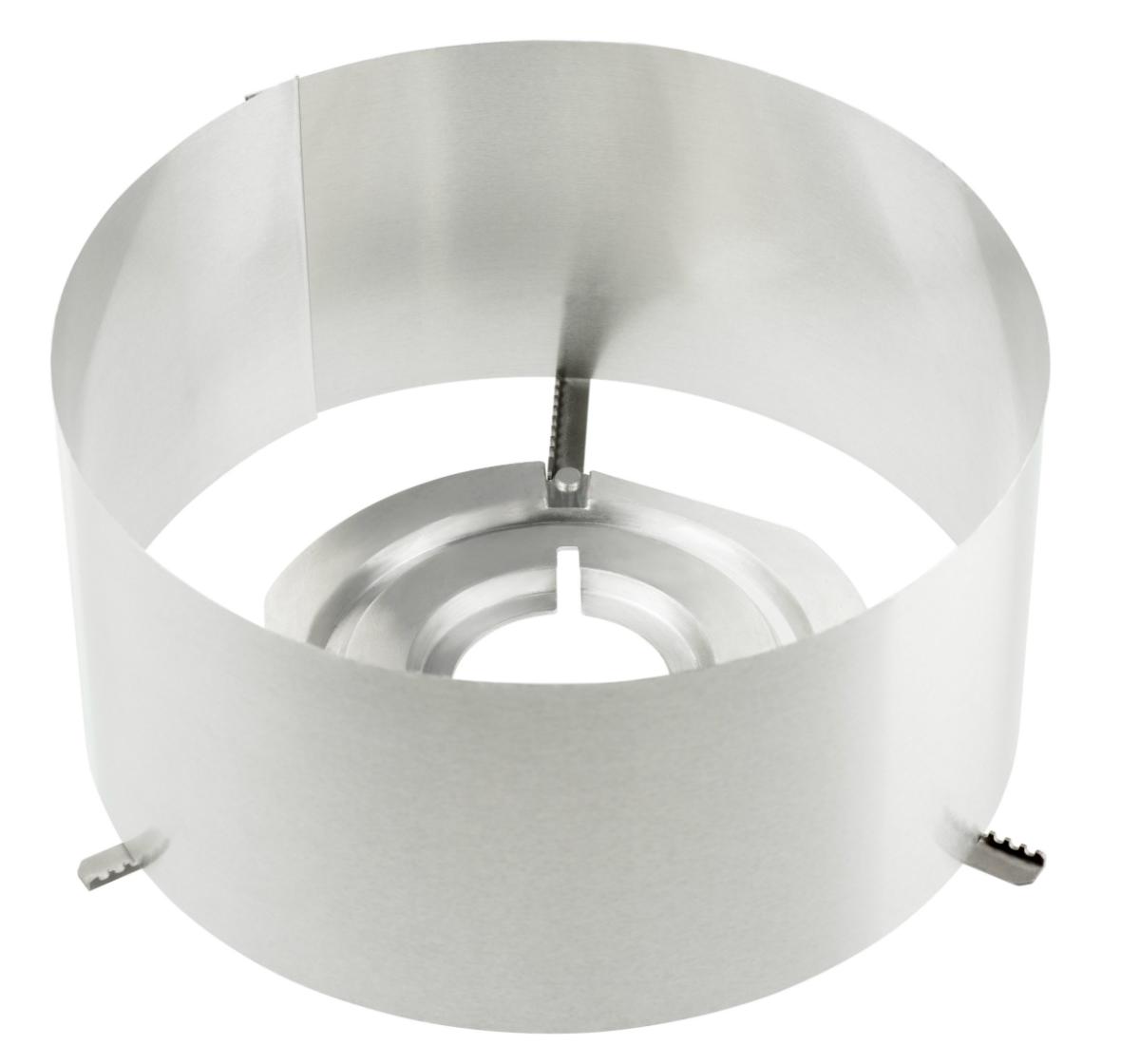 photo: GSI Outdoors Pinnacle Dualist Windscreen stove windscreen