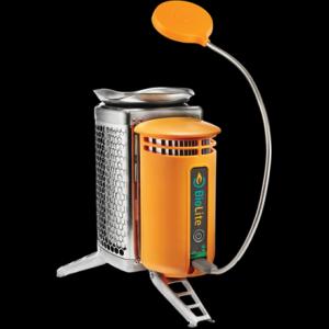 photo: BioLite CampStove solid fuel stove