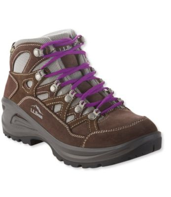 photo: L.L.Bean Women's Gore-Tex Mountain Treads, Mid-Cut hiking boot
