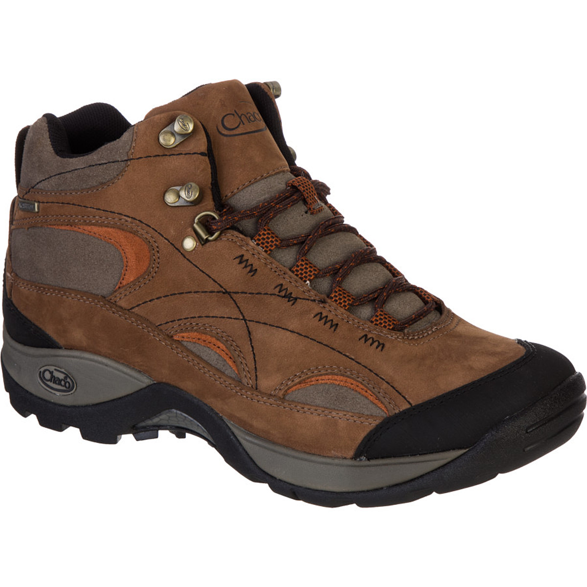 photo: Chaco Hinterland Mid Waterproof hiking boot